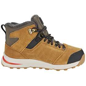 Salomon Utility TS CS WP - Chaussures Enfant - marron